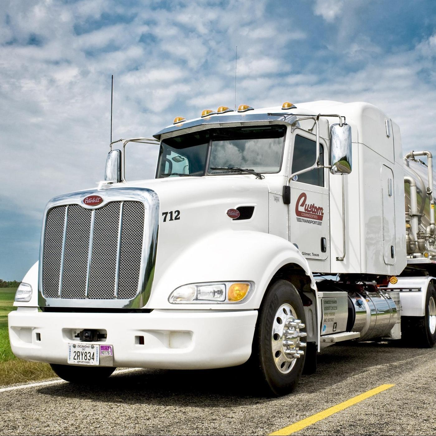 Custom Commodities Transport